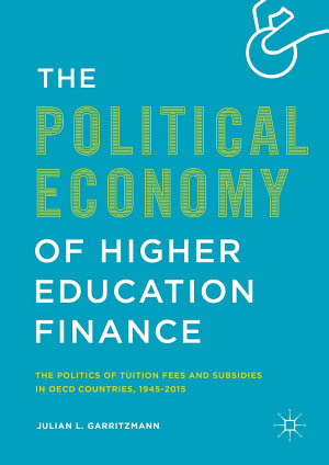 The Political Economy of Higher Education Finance PDF