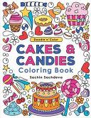 Doodle N Color Cakes   Candies PDF