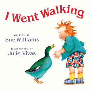 I Went Walking Book