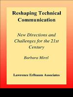 Reshaping Technical Communication PDF