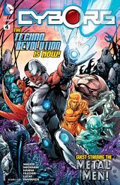 Cyborg (2015-) #4
