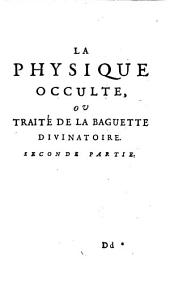 La Physique occulte: Volume 2