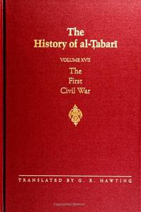 The History of al Tabari Vol  17 PDF