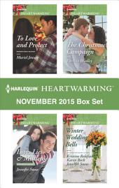 Harlequin Heartwarming November 2015 Box Set: An Anthology