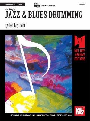 Jazz   Blues Drumming PDF