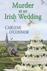 Murder at an Irish Wedding Book