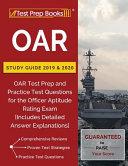 OAR Study Guide 2019   2020 PDF
