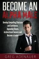 Become an Alpha Male PDF