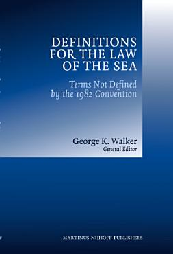 Definitions for the Law of the Sea PDF