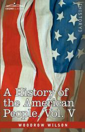 A History of the American People: Reunion and Nationalization