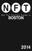 Not For Tourists Guide to Boston 2014 PDF