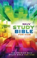 NKJV  Study Bible for Kids  eBook PDF