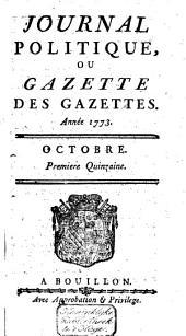 Journal politique ou gazette des gazettes: Volume45
