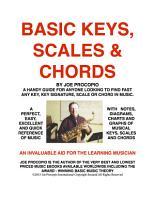 BASIC KEYS  SCALES   CHORDS By JOE PROCOPIO PDF