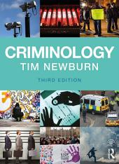 Criminology: Edition 3