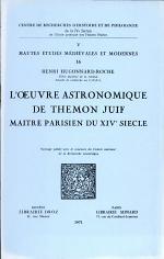LOEUVRE ASTRONOMIQUE DE THEMON