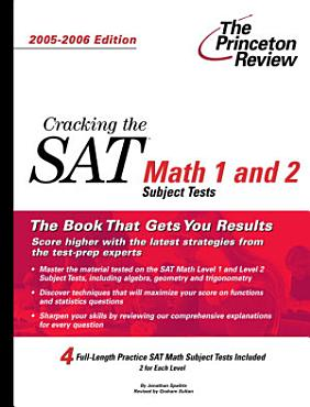 Cracking the SAT Math 1 and 2 Subject Tests PDF