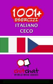 1001+ Esercizi italiano - Ceco
