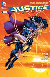 Justice League (2011- ) #12