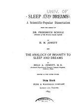 Sleep and Dreams: A Scientific-popular Dissertation