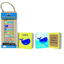 green start book towers  little ocean books  10 Chunky Books Made from 98  Recycled Materials