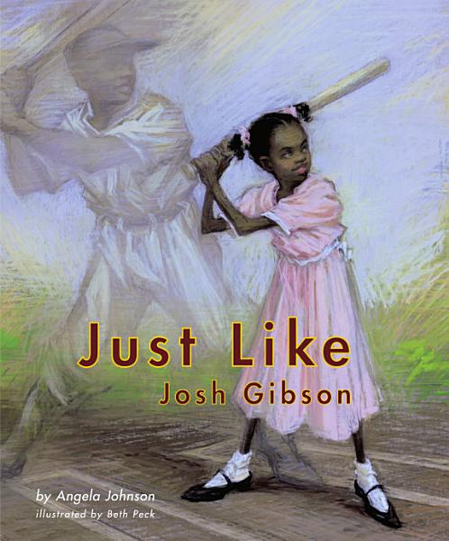 Download Just Like Josh Gibson Book