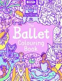 The Ballet Colouring Book PDF