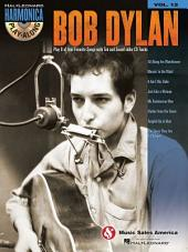 Bob Dylan (Songbook): Harmonica Play-Along, Volume 12