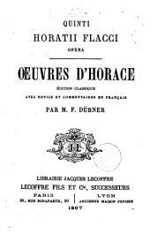 Opera /Horatius