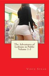 The Adventures of Lesbians in Public Volume 1-3