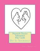 Norwich Terrier Valentine's Day Cards