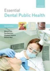Essential Dental Public Health Book PDF