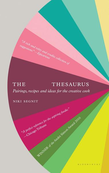 Download The Flavor Thesaurus Book