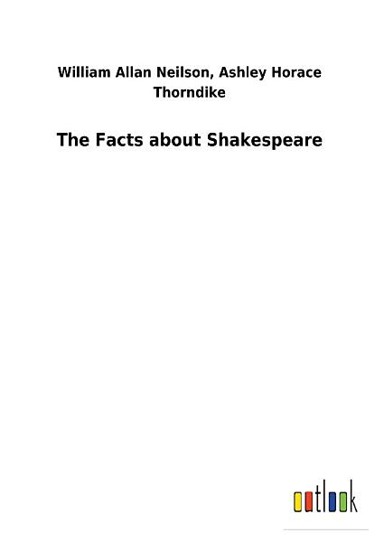 Download The Facts about Shakespeare Book