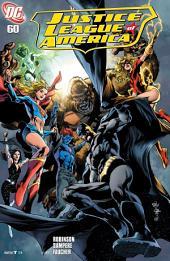 Justice League of America (2006-) #60