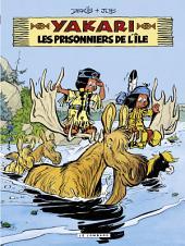 Yakari - tome 09 - Les Prisonniers de l'île