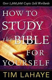 How to Study the Bible for Yourself Book