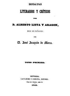 Ensayos literarios y cr  ticos PDF