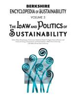 Berkshire Encyclopedia of Sustainability 3 10 PDF