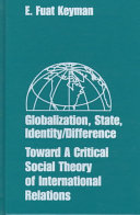 Globalization, State, Identity/difference