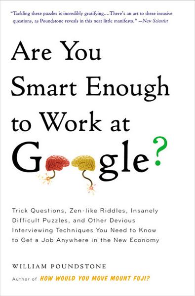 Download Are You Smart Enough to Work at Google  Book
