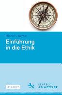 Einf  hrung in die Ethik PDF
