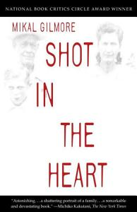 Shot in the Heart Book