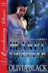 Planet Sweshan [Alien Lovers 3]