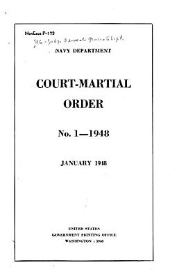 Court martial Orders