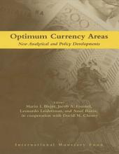 Optimum Currency Areas: New Analytical and Policy Developments