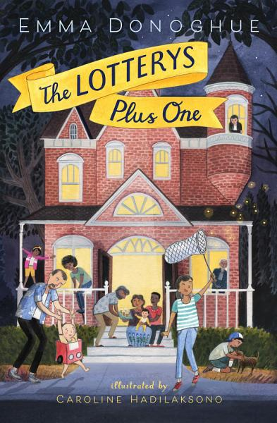 Download The Lotterys Plus One Book