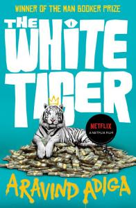 The White Tiger Book