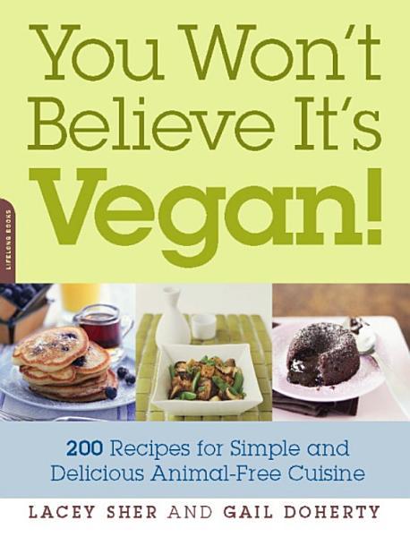You Wont Believe Its Vegan