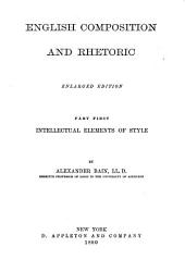 English Composition and Rhetoric: A Manual, Part 1